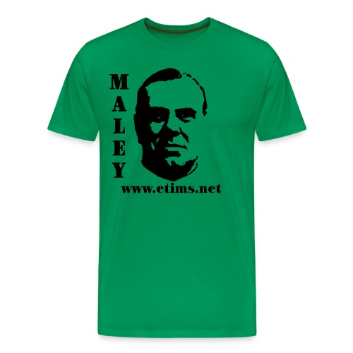 spreadshirt maley 1 - Men's Premium T-Shirt