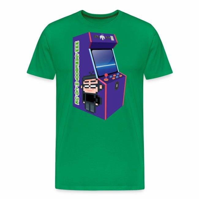 Game Booth Arcade Logo