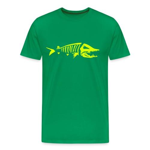 GSUPB - bara gadda - Premium-T-shirt herr