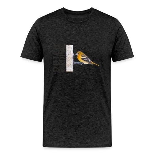 baltimoretroepiaaltshirtzwart - Mannen Premium T-shirt