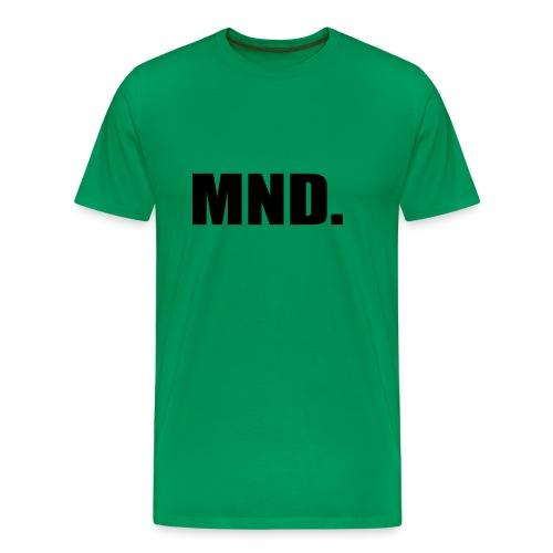 MND. - Mannen Premium T-shirt