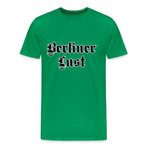 berlinerLust - Männer Premium T-Shirt