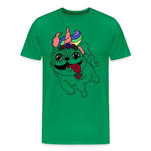 Sweet, sweet Unipug - Männer Premium T-Shirt