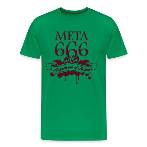 meta666 - Men's Premium T-Shirt