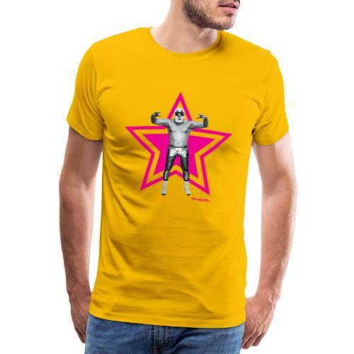 Hazy Logo - Männer Premium T-Shirt