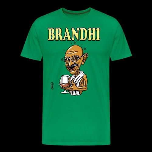 Brandhi - Men's Premium T-Shirt