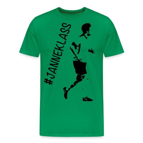 Janneklassan - Premium-T-shirt herr