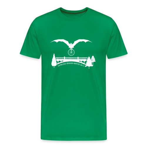 Shirt Green png - Men's Premium T-Shirt
