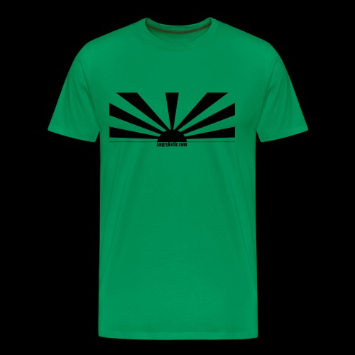 Black Sun - Männer Premium T-Shirt