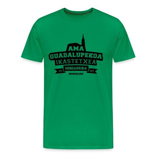 Ama Guadalupekoa Ikastetxea - Camiseta premium hombre
