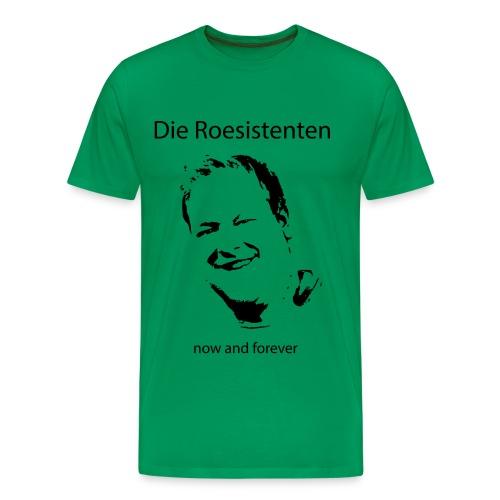 Roesistenten Official - Männer Premium T-Shirt