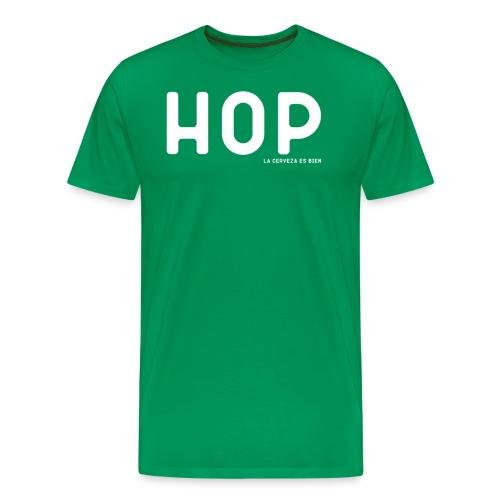 HOP - Camiseta premium hombre
