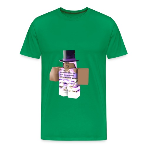 Poppit5AJ Pic - Men's Premium T-Shirt