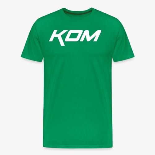 king of the mountain mtb - Men's Premium T-Shirt