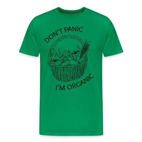 I'm organic - Men's Premium T-Shirt