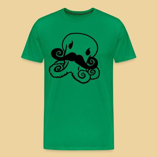 Gentle Octo - Männer Premium T-Shirt