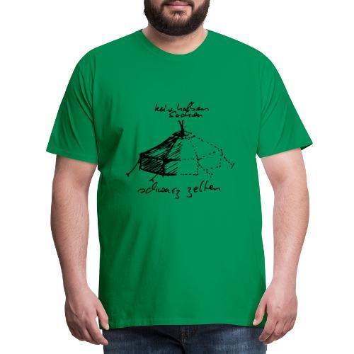 keine halben Sachen - Männer Premium T-Shirt