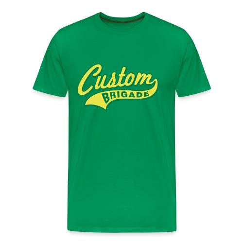 college3 - T-shirt Premium Homme