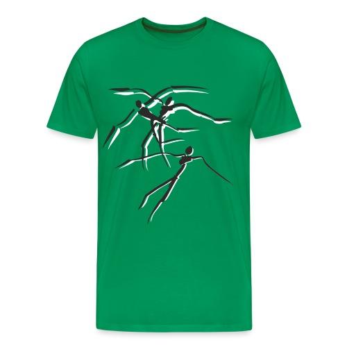 Ikarus 1 - Männer Premium T-Shirt
