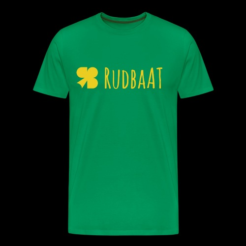 Rudbaat STL Yellow - Männer Premium T-Shirt