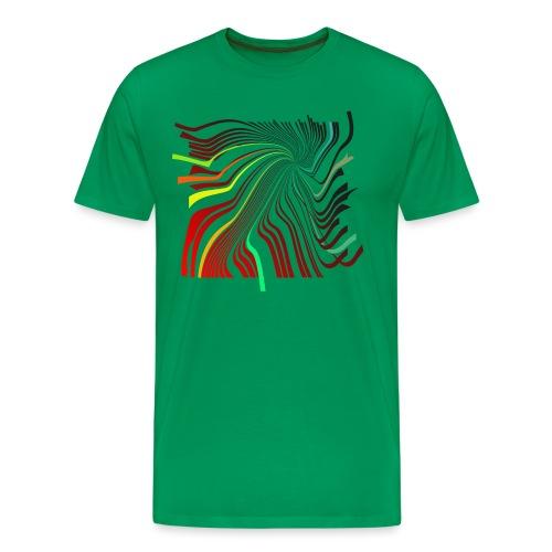 Spirale 01 - Männer Premium T-Shirt