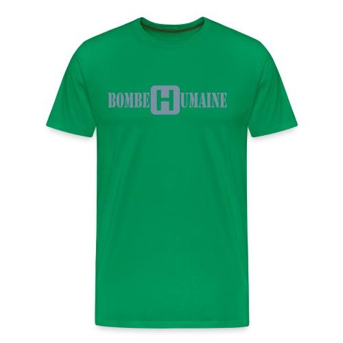 bombe humaine - T-shirt Premium Homme