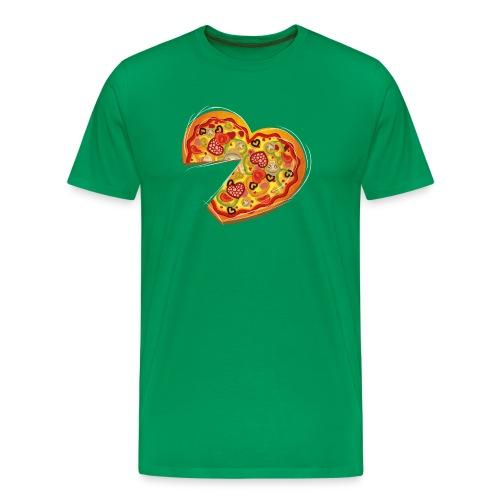 Love at - Partnerlook Shirt 017 - Männer Premium T-Shirt