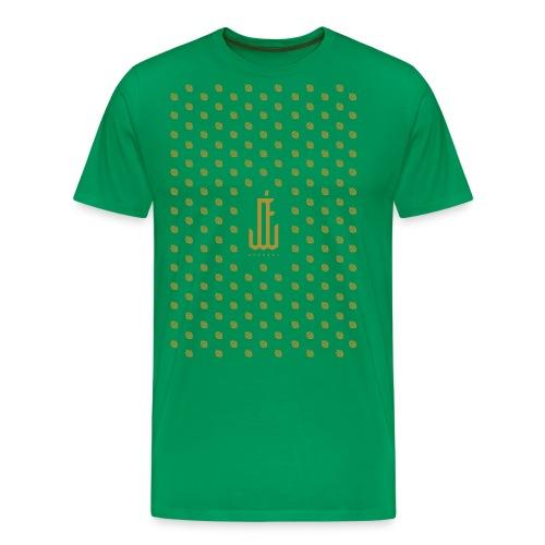 "Jardin d'Eden ""Doux Lust"" Erdbeere - Männer Premium T-Shirt"