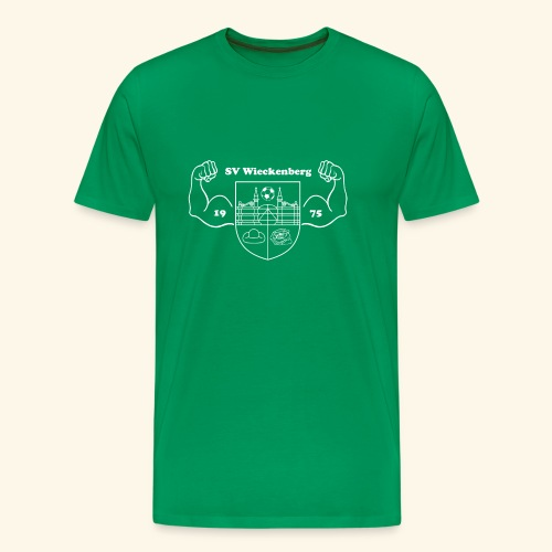 SV Wieckenberg (Bizeps) - Männer Premium T-Shirt