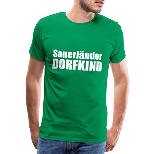 Dorfkind - Männer Premium T-Shirt