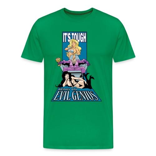 Professor Pinhead Men's T shirt - Men's Premium T-Shirt