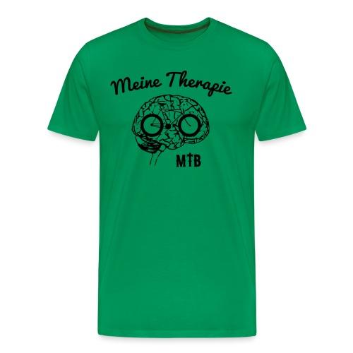Meine Therapie: MTB - Männer Premium T-Shirt