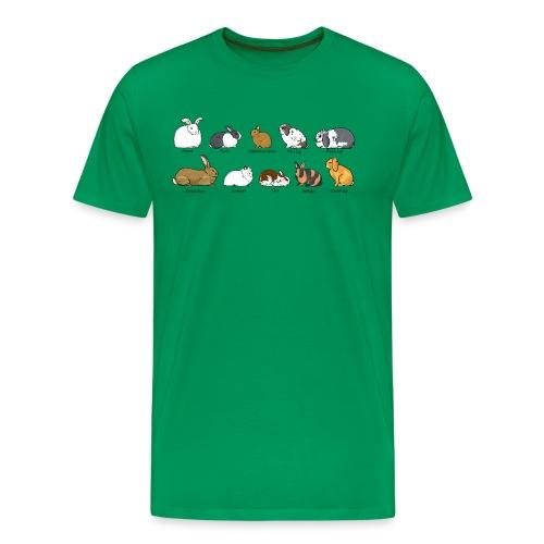 Rabbit s - Men's Premium T-Shirt