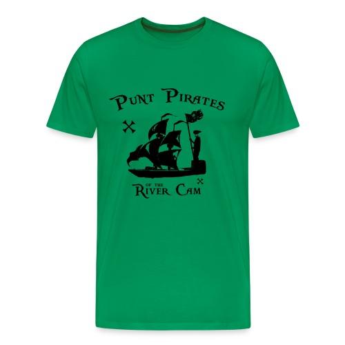 Punt Pirates - Men's Premium T-Shirt