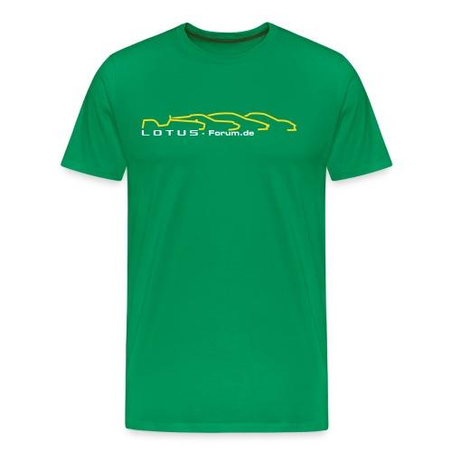 LOTUSForum01 - Männer Premium T-Shirt