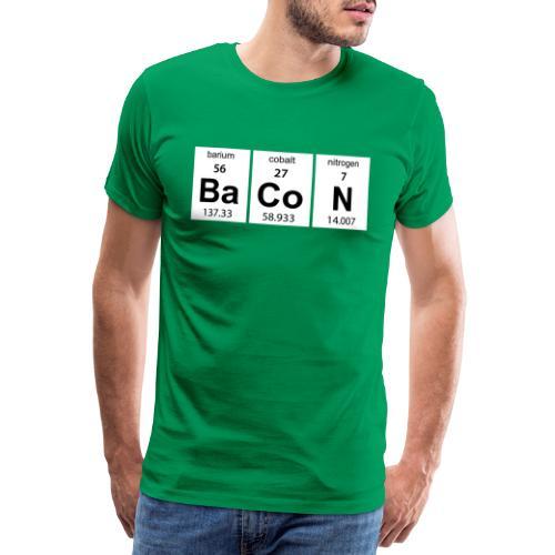 bacon - Mannen Premium T-shirt
