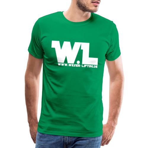 WeserLifting - Männer Premium T-Shirt