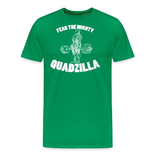 Quadzilla 2 - Men's Premium T-Shirt