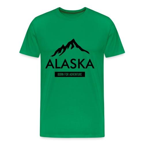 Alaska long dark - Maglietta Premium da uomo