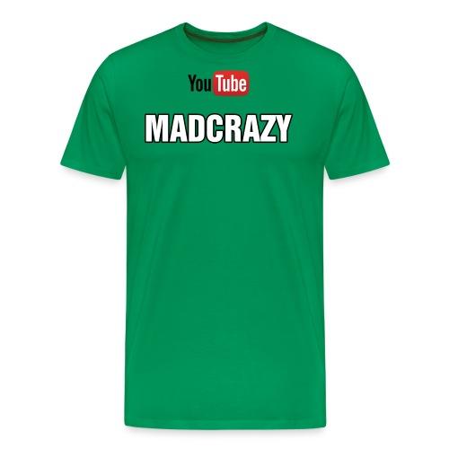 madcrazy yt - Maglietta Premium da uomo