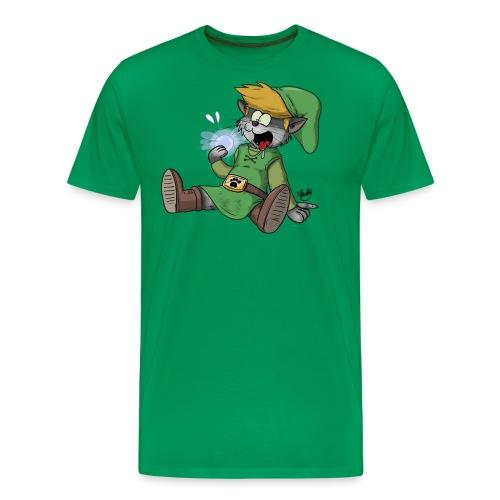 Navi se fait manger - T-shirt Premium Homme