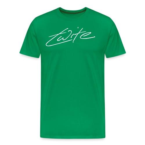 twite neu - Männer Premium T-Shirt