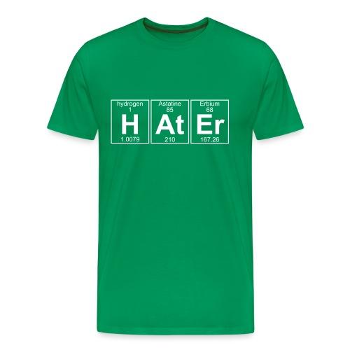 H-At-Er (hater) - Full - Men's Premium T-Shirt