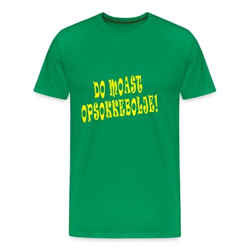 Opsokkebolje - Mannen Premium T-shirt