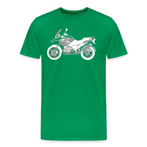 R1200GS 04-on - Men's Premium T-Shirt