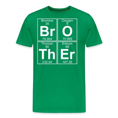 Br-O-Th-Er (brother) - Full - Men's Premium T-Shirt