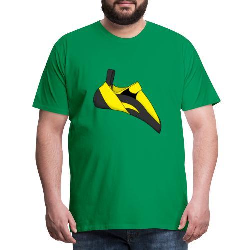 klimschoen - Mannen Premium T-shirt