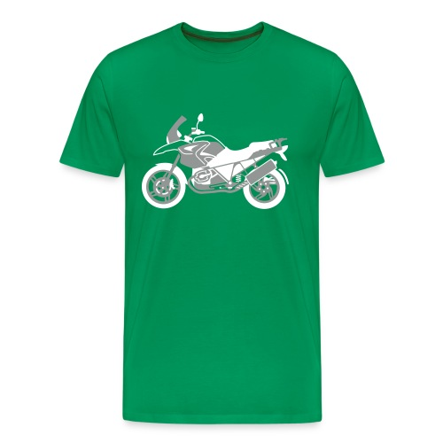 R1200GS 04-on - Men's Premium T-Shirt