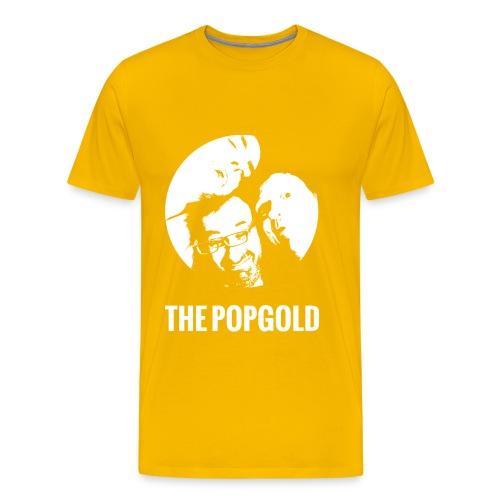 popper2 - Männer Premium T-Shirt