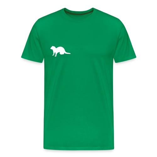frettchen - Männer Premium T-Shirt